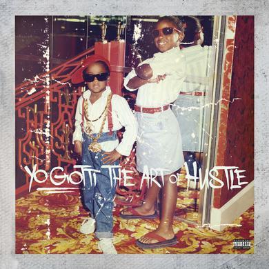 Yo Gotti ART OF HUSTLE Vinyl Record