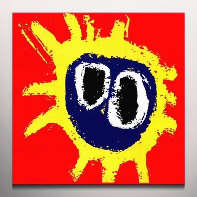 Primal Scream SCREAMADELICA Vinyl Record - Colored Vinyl