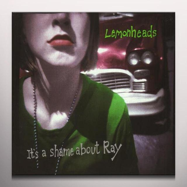 The Lemonheads IT'S A SHAME ABOUT RAY Vinyl Record - Colored Vinyl, Green Vinyl