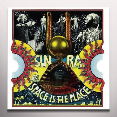 SPACE IS THE PLACE Vinyl Record - Colored Vinyl, Limited Edition