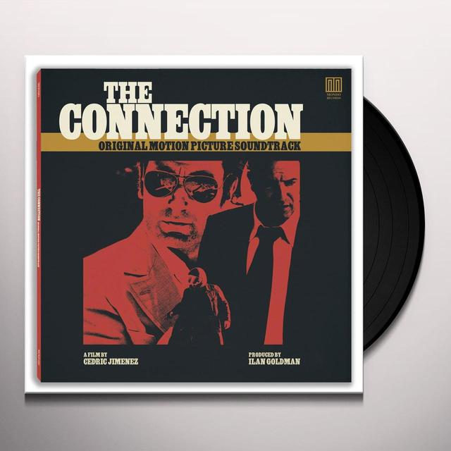 CONNECTION (AKA LA FRENCH) / O.S.T. Vinyl Record