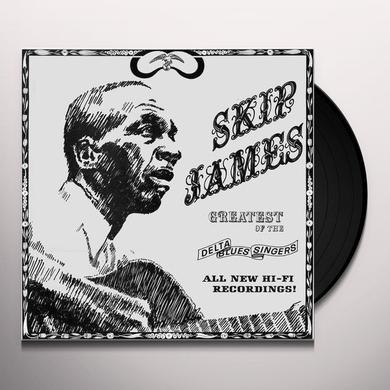 Skip James GREATEST OF THE DELTA BLUES SINGERS Vinyl Record - Limited Edition