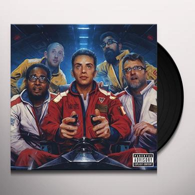 Logic INCREDIBLE TRUE STORY Vinyl Record - Deluxe Edition