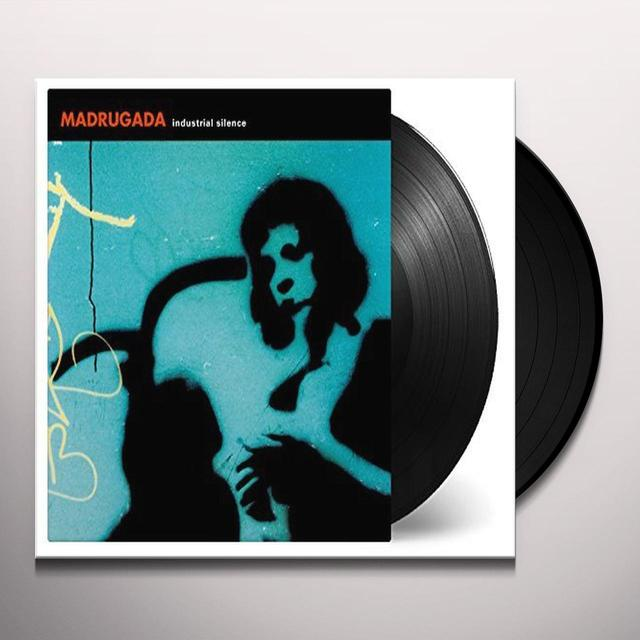 Madrugada INDUSTRIAL SILENCE Vinyl Record - Holland Import