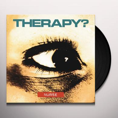 Therapy? NURSE Vinyl Record - Holland Import