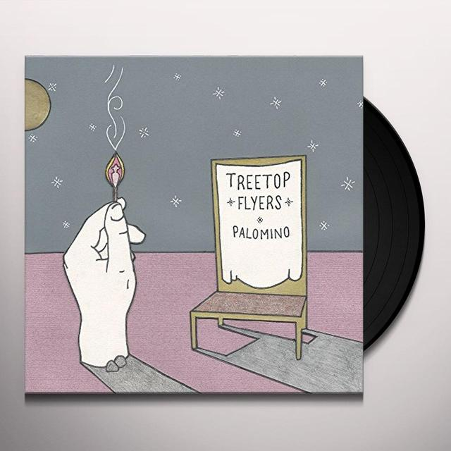Treetop Flyers PALOMINO Vinyl Record - UK Import