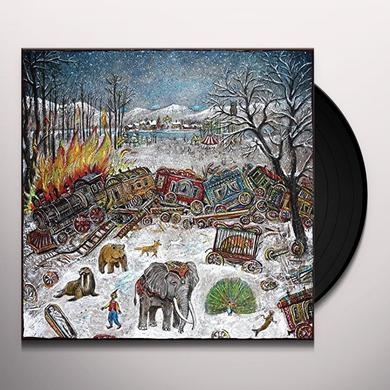 Mewithoutyou TEN STORIES Vinyl Record - UK Release