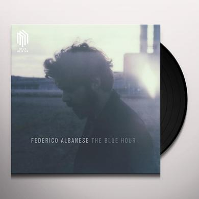 Federico Albanese BLUE HOUR (180-GRAM VINYL WITH GATEFOLD) Vinyl Record