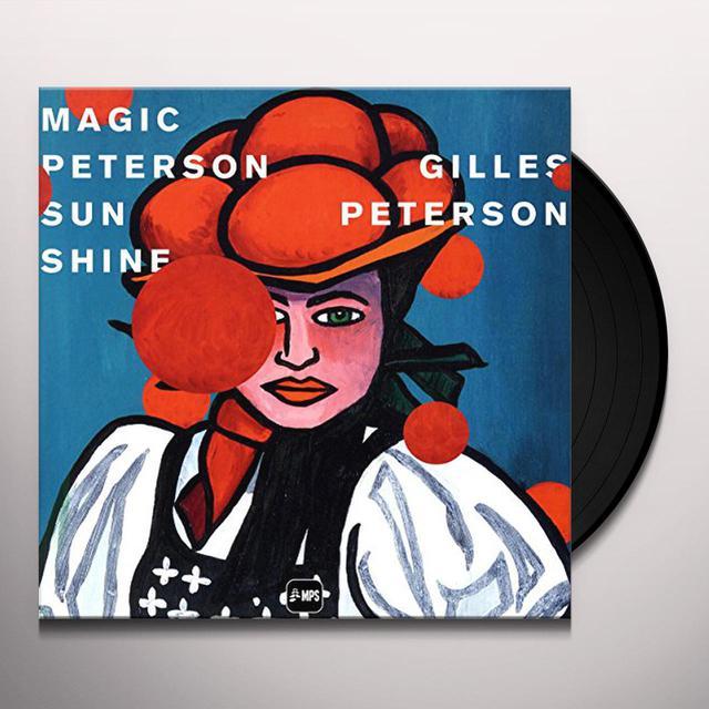 GILLES PETERSON: MAGIC PETERSON SUNSHINE / VARIOUS Vinyl Record
