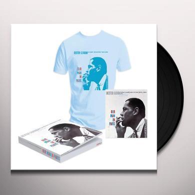 Dexter Gordon OUR MAN IN PARIS Vinyl Record - Canada Import
