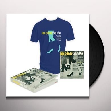 Sonny Clark COOL STRUTTIN Vinyl Record - Canada Import