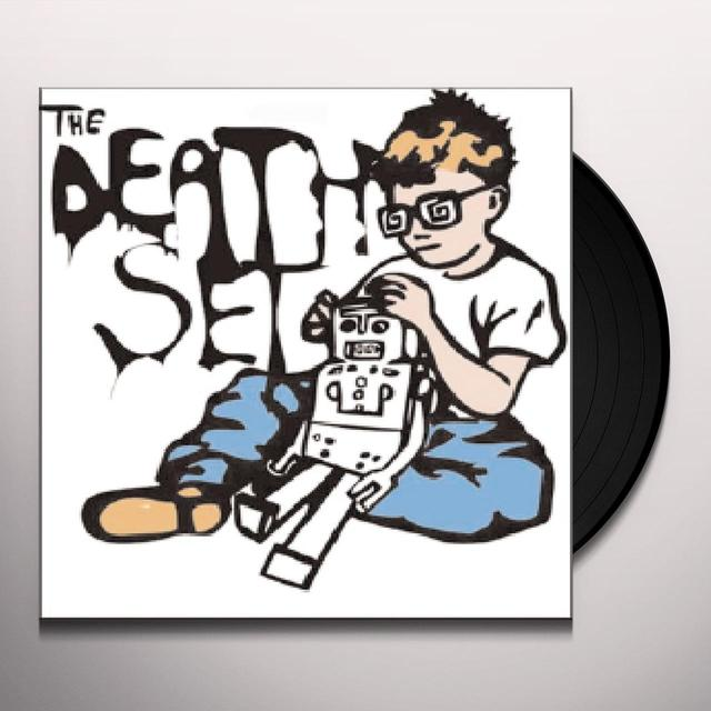 The Death Set LIMITATIONS CAN MAKE YOU CREATIVE Vinyl Record