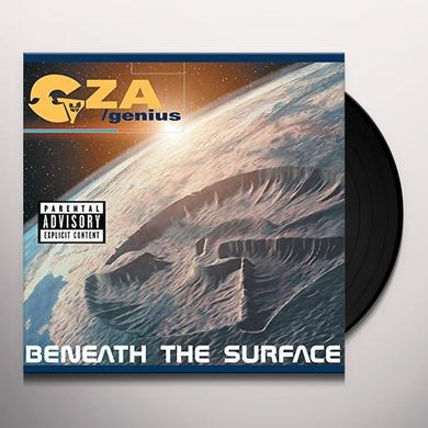 Gza BENEATH THE SURFACE Vinyl Record