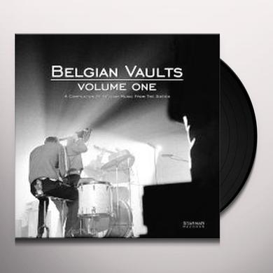 BELGIAN VAULTS 1 / VARIOUS Vinyl Record