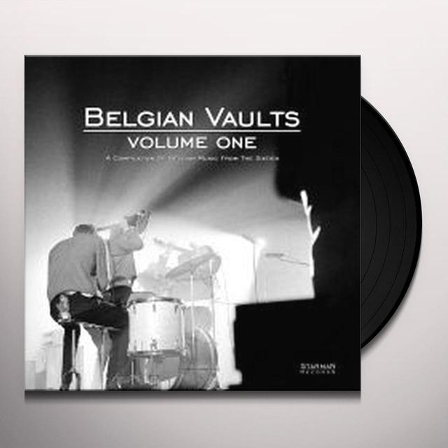 BELGIAN VAULTS 1 / VARIOUS Vinyl Record - 180 Gram Pressing