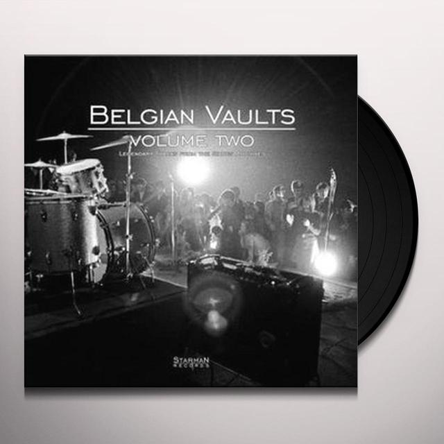 BELGIAN VAULTS 2 / VARIOUS (W/CD) BELGIAN VAULTS 2 / VARIOUS Vinyl Record