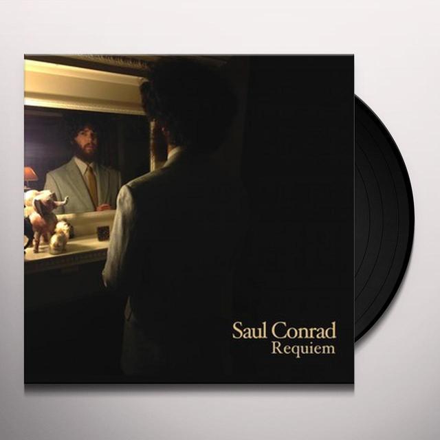 Saul Conrad REQUIEM Vinyl Record