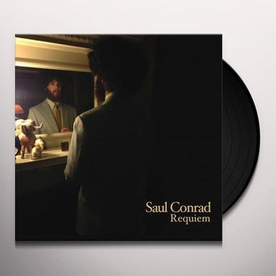 Saul Conrad REQUIEM Vinyl Record - Limited Edition, Deluxe Edition