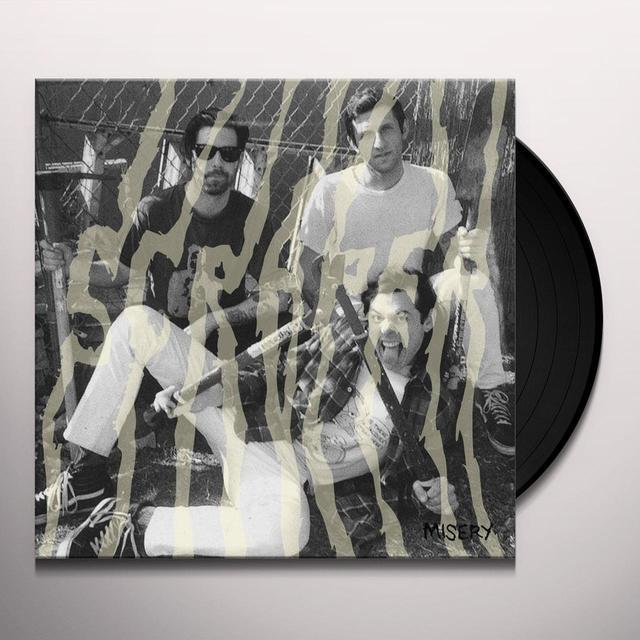 Scraper MISERY Vinyl Record