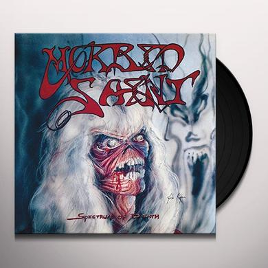 Morbid Saint SPECTRUM OF DEATH (W/BOOK)  (EXED) Vinyl Record - Gatefold Sleeve
