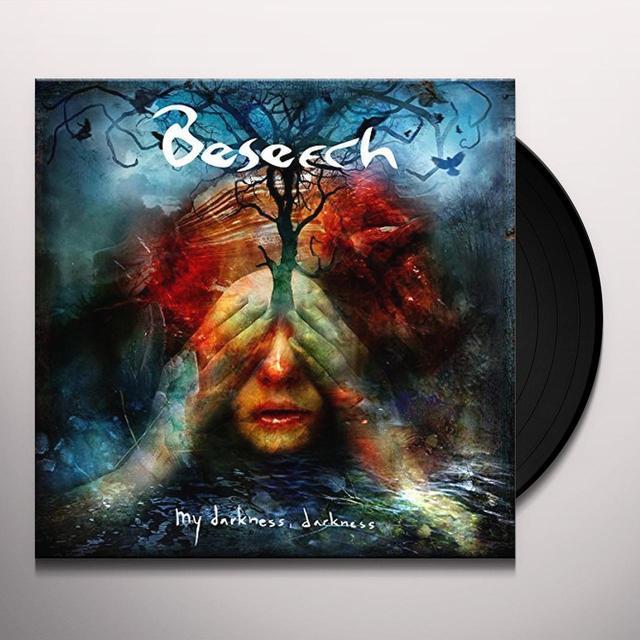 BESEECH MY DARKNESS DARKNESS Vinyl Record