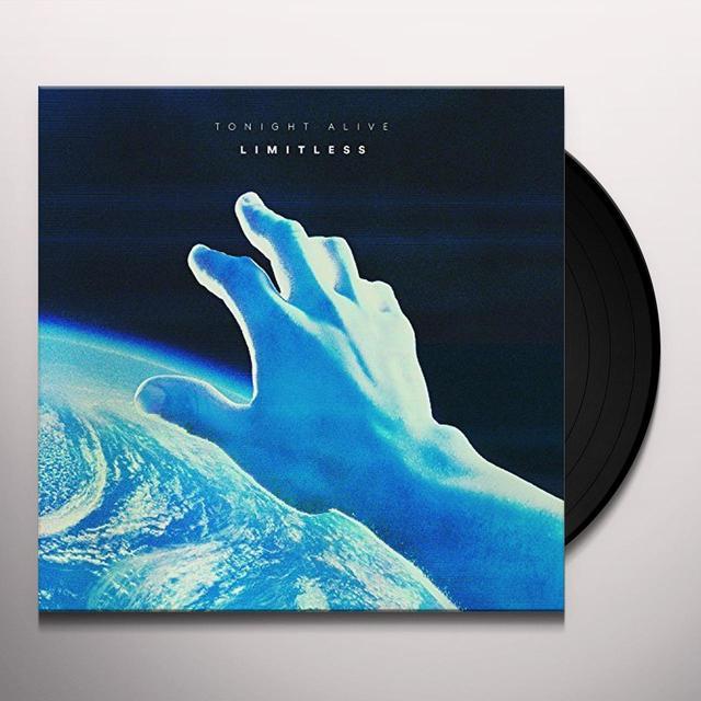 Tonight Alive LIMITLESS Vinyl Record