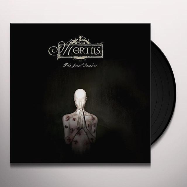 Mortiis GREAT DECEIVER Vinyl Record