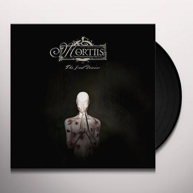 Mortiis GREAT DECEIVER Vinyl Record
