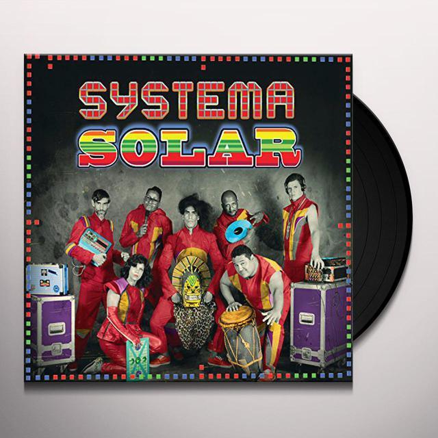 SYSTEMA SOLAR Vinyl Record