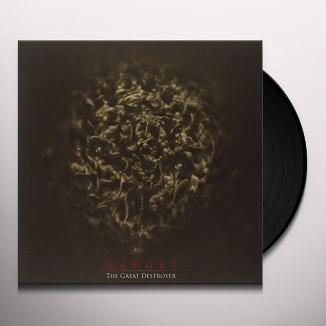 Gadget GREAT DESTROYER Vinyl Record