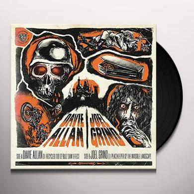 DAVIE ALLAN / JOEL GRIND Vinyl Record - Limited Edition