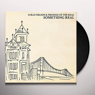 Lukas / Promise Of The Real Nelson SOMETHING REAL Vinyl Record