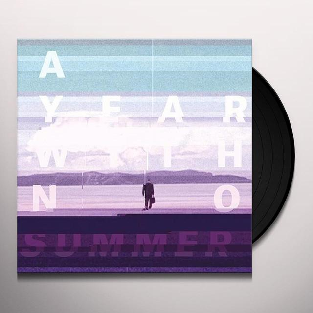 OBSIDIAN KINGDOM YEAR WITH NO SUMMER Vinyl Record