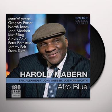 Harold Mabern AFRO BLUE Vinyl Record - Gatefold Sleeve