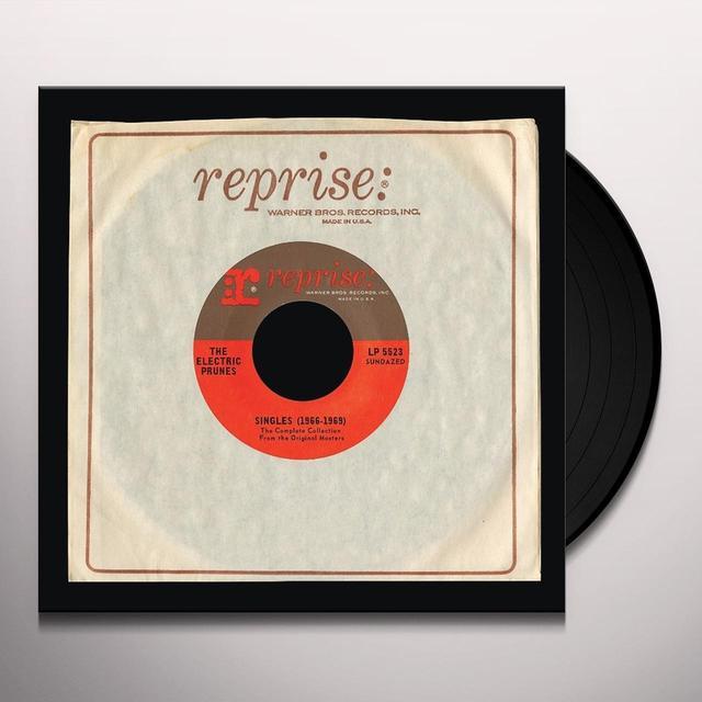 The Electric Prunes SINGLES (1966-1969) Vinyl Record