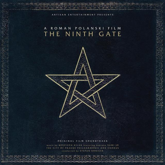 Wojciech Kilar NINTH GATE / O.S.T. Vinyl Record - Gatefold Sleeve, Limited Edition