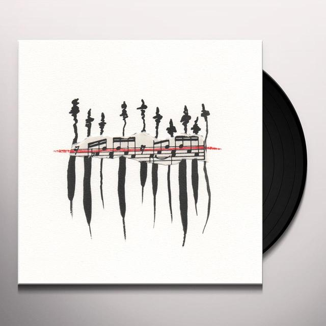 Tiago Sousa UM PIANO NAS BARRICADAS Vinyl Record