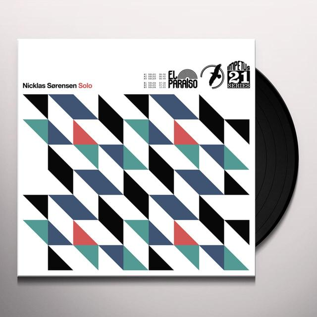 Nicklas Sorensen SOLO Vinyl Record