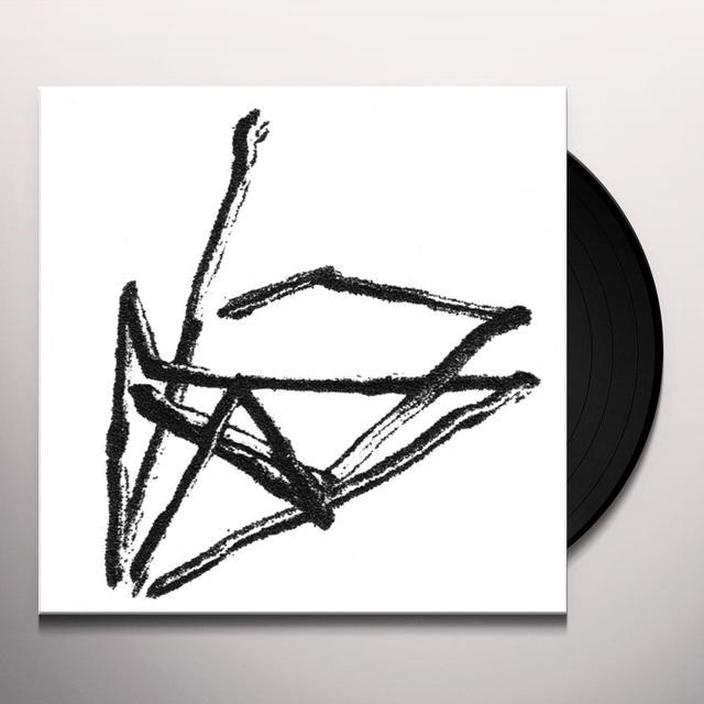 POSITIVE CENTRE NONHARMONIC BEAUTIFAULT Vinyl Record