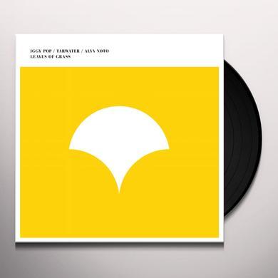 Iggy Pop / Tarwater / Alva Noto LEAVES OF GRASS Vinyl Record