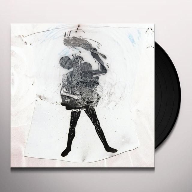12Z TREMBLING AIR Vinyl Record