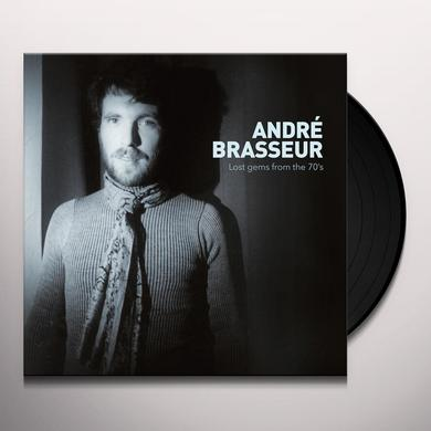 Andre Brasseur LOST GEMS FROM THE 70'S Vinyl Record