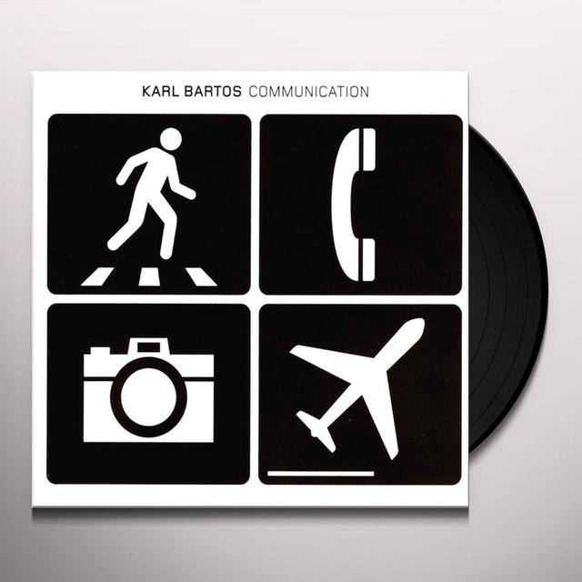 Karl Bartos COMMUNICATION Vinyl Record