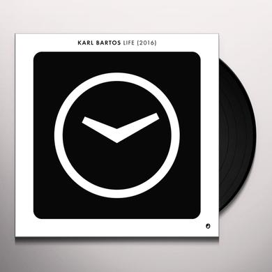 Karl Bartos LIFE (2016) Vinyl Record