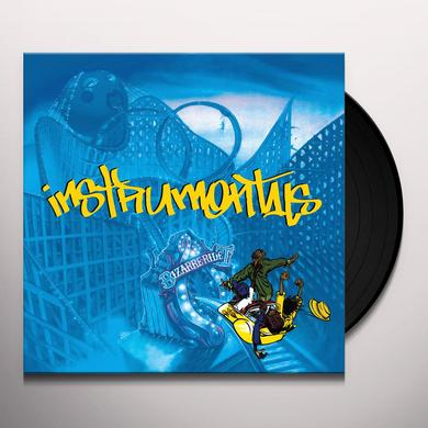 BIZARRE RIDE II THE PHARCYDE INSTRUMENTALS Vinyl Record