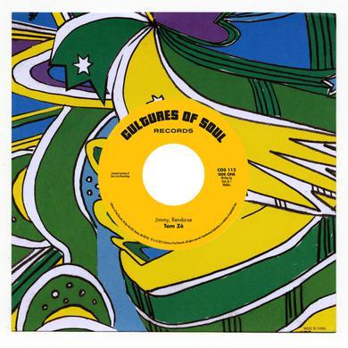 Tom Ze / Eduardo Araujo JIMMY RENDA-SE / KIZUMBAU Vinyl Record
