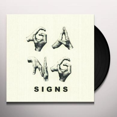Gang Signs GEIST Vinyl Record