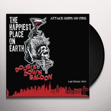 ATTACK SHIPS ON FIRE DOUBLE DOWN SALOON Vinyl Record