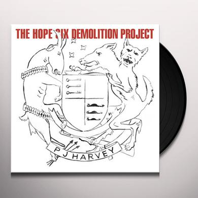 Pj Harvey HOPE SIX DEMOLITION PROJECT Vinyl Record
