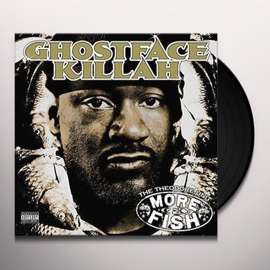Ghostface Killah MORE FISH Vinyl Record